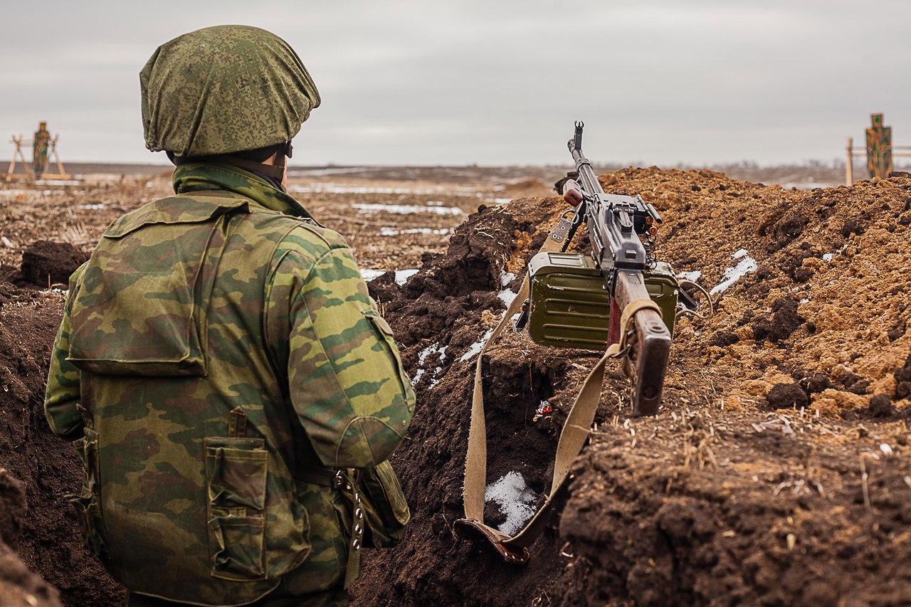 Эскалация конфликта в Донбассе: «кровавый» спорт России